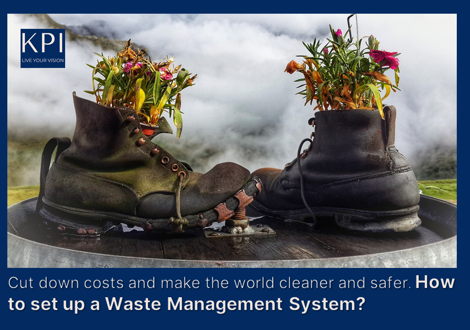 Waste Management System: How to cut down costs and optimise your operations